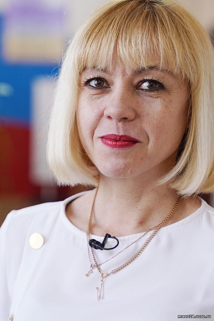 Денисова Ирина Васильевна