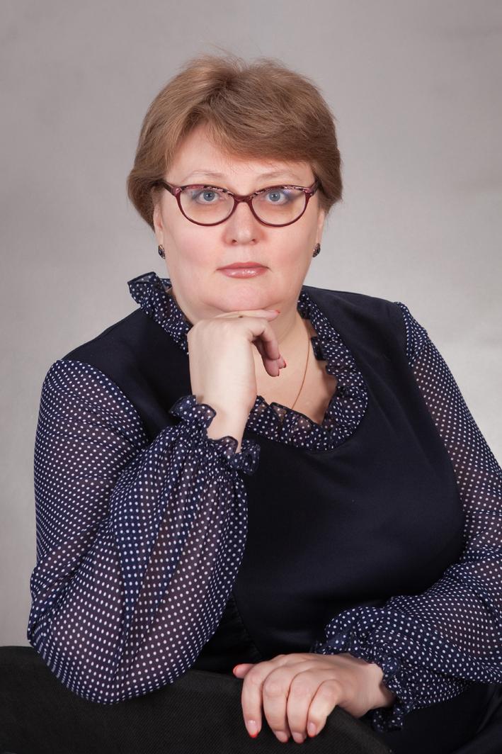 Глебова Лариса Эдуардовна