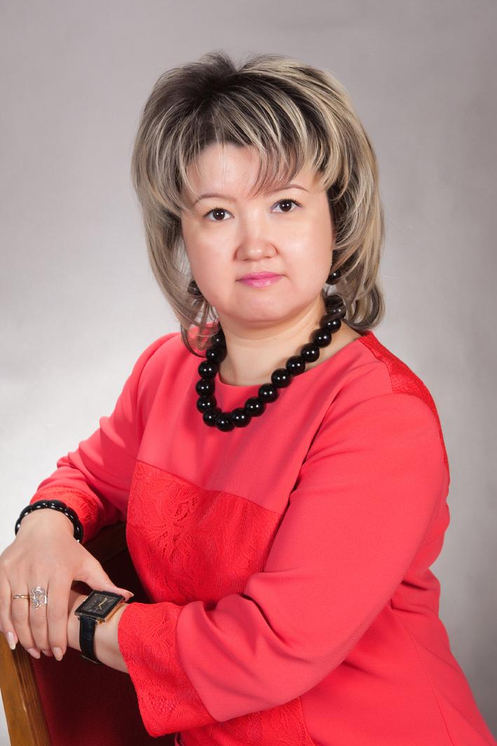 Мусина Светлана Ирхужевна